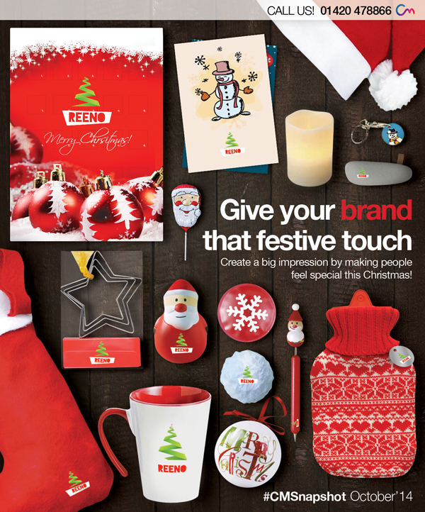 Promotional product ideas for christmas