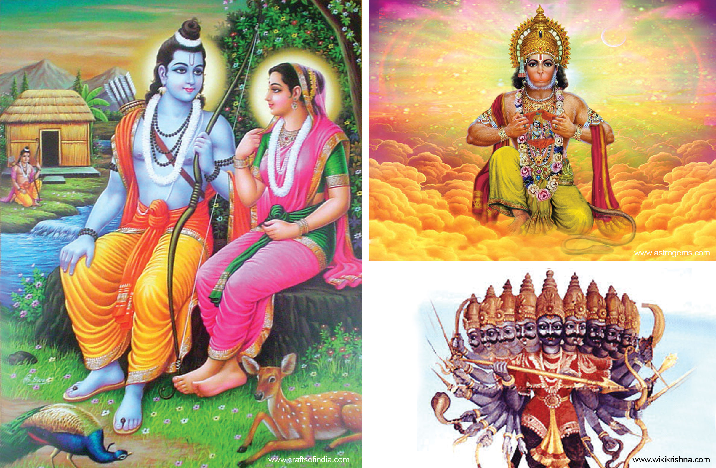 ramayana and diwali Diwali, the hindu festival  according to tradition, diwali celebrates the joyous homecoming of lord rama, hero of the epic poem the ramayana, after 14 years of exile.