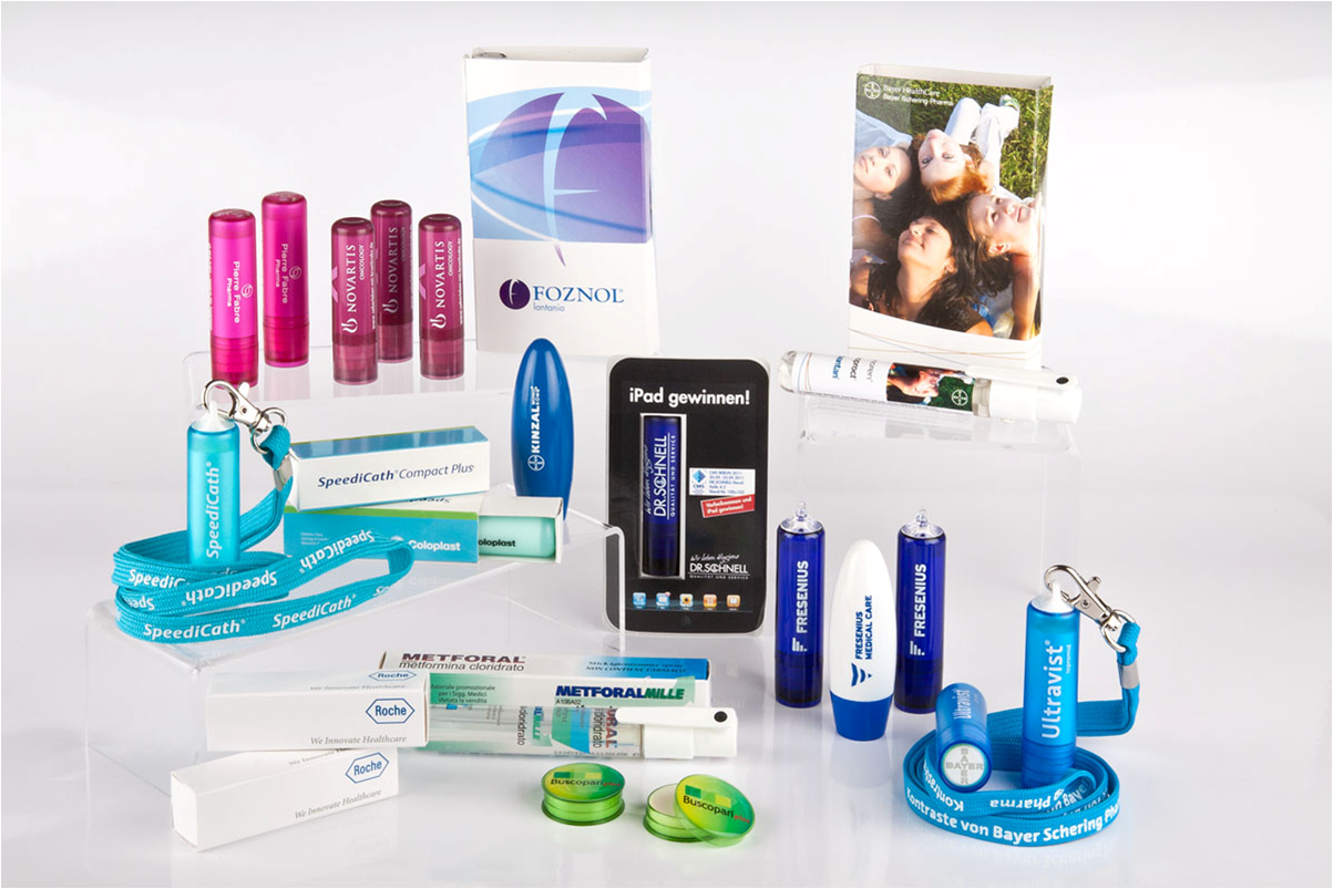 Promotional Lip Care Products Dominate Market!
