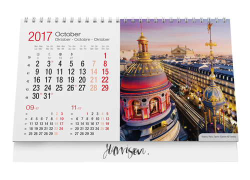 High-Quality and Low-Cost Promotional Calendars for All-Year-Round Promotion