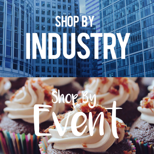 Super-Fast Merchandise Browsing – Industry & Event Filters!
