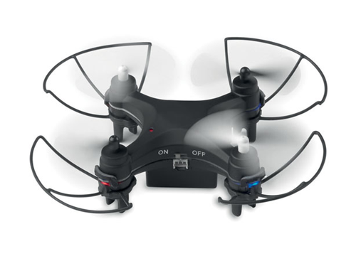 Promotional drones, branded drones, promotional technology, branded gadgets