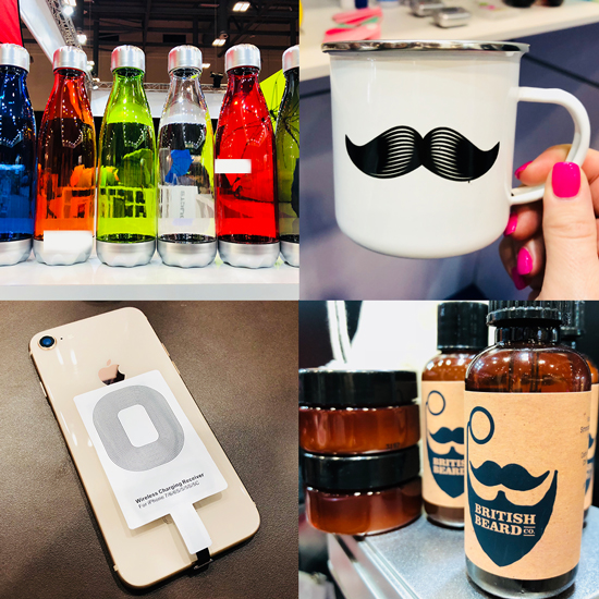 The Hot List – Promotional Merchandise 2018