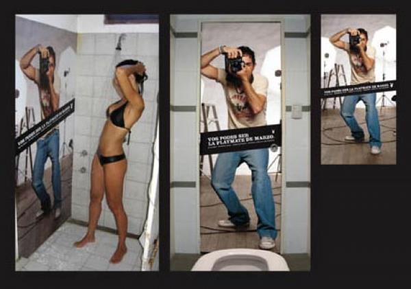 Great Marketing – Promote Yourself In The Toilet!
