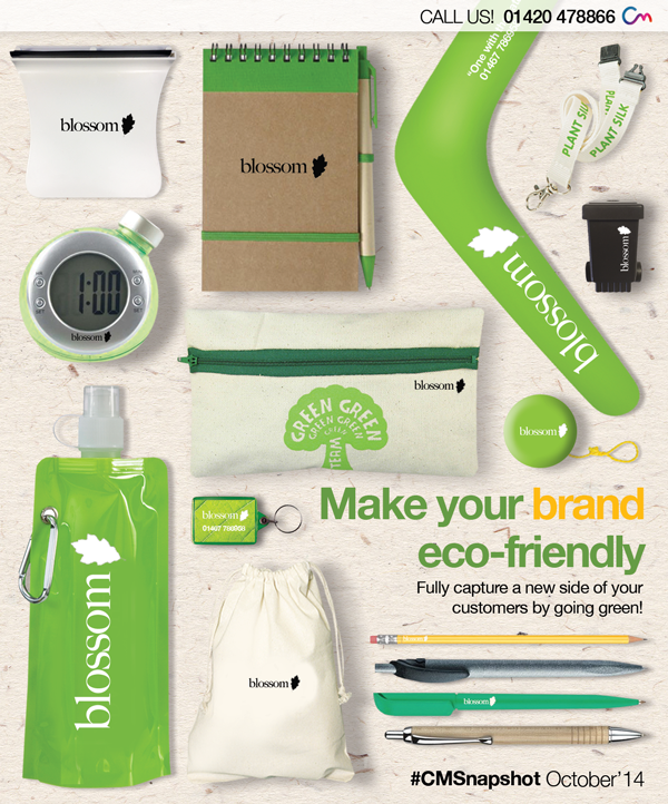 Eco-Friendly Promotional Product Ideas