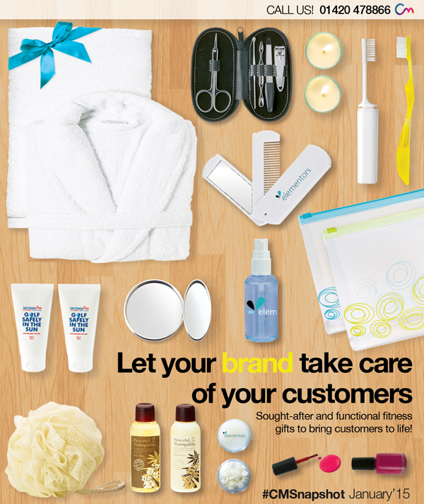 Personal Care Promotional Ideas 2015