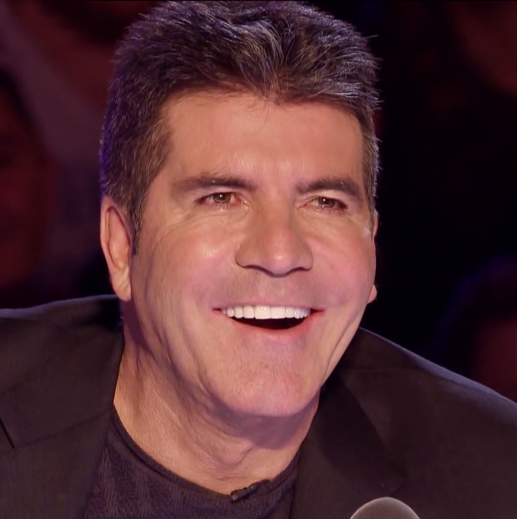 It Took 9 Years to Make Simon Cowell Act Like This!