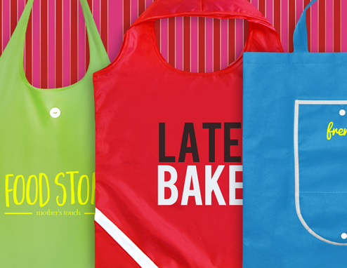 Top 8 Promotional Foldable Shopping Bags