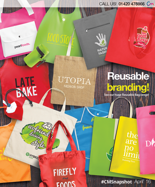 Top 13 Promotional Reusable Shopping Bags