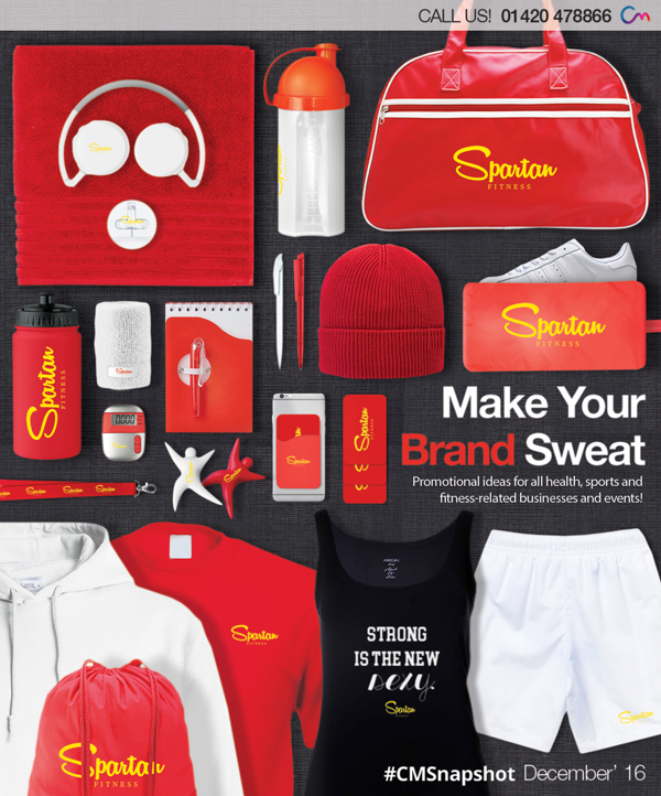 Promotional Health and Fitness Merchandise