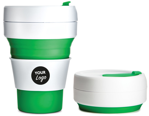 The Collapsible Cup – Saving space, money and the planet!