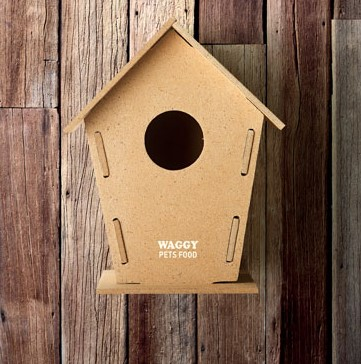 Promotional Build Your Own Birdhouses