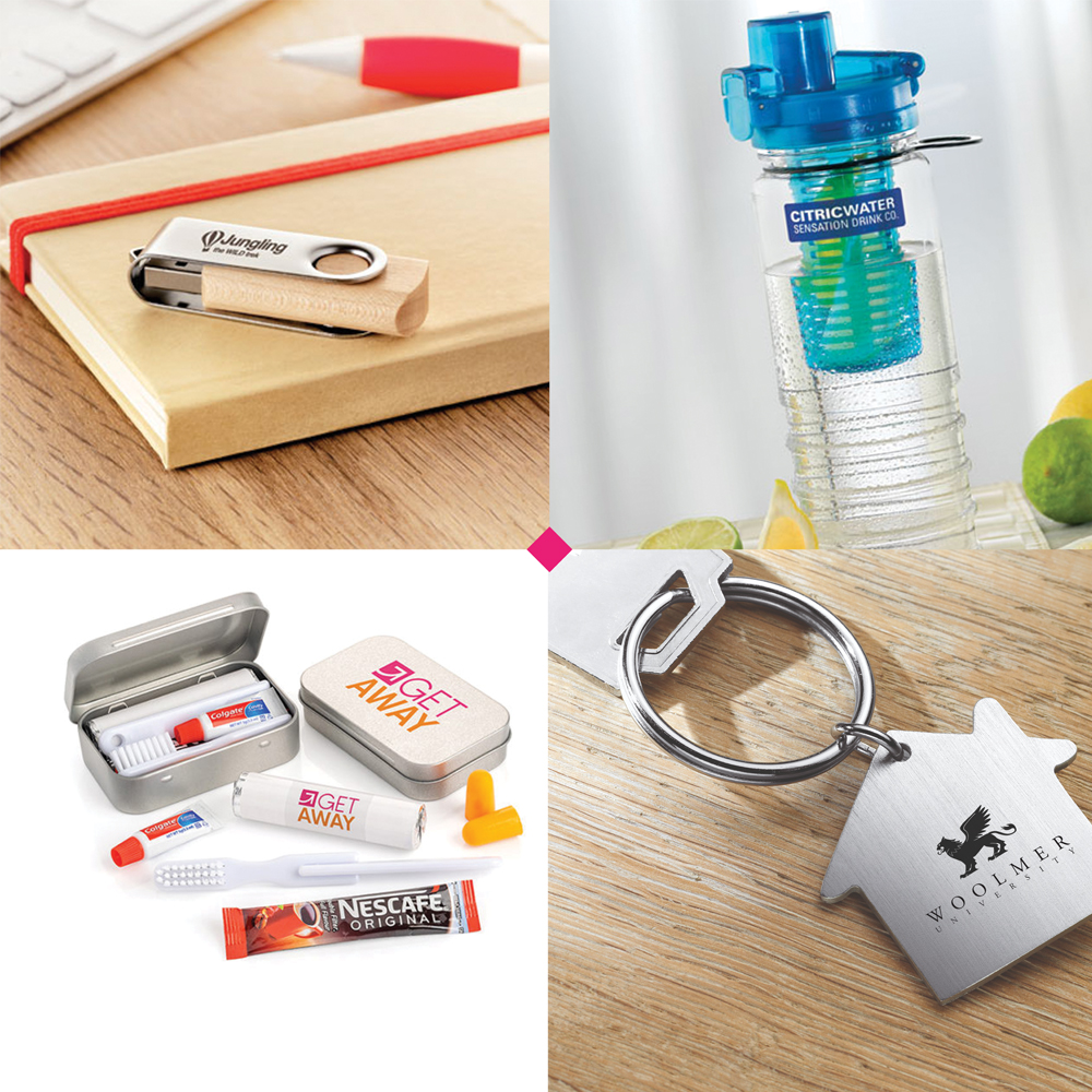 Top Promotional Products for Upcoming Fresher's Week