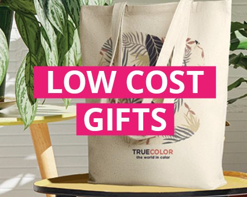 Low Cost Branded Gifts for 2021