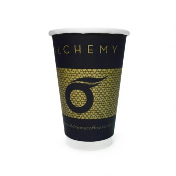 promotional 8oz paper cups   double walled AJP-CUP-08DW