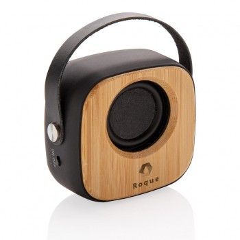 promotional bamboo 3w wireless fashion speaker XIN-P328.589