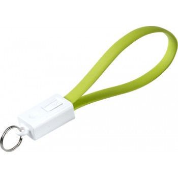 promotional charging cable and key holder in one IME-8527