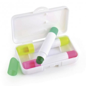 promotional crayon highlighters LTX-PN0616