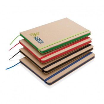 promotional eco friendly a5 kraft notebook XIN-P773.957