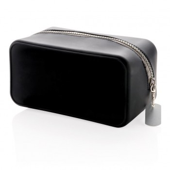 promotional leak proof silicone toiletry bag XIN-P703.032