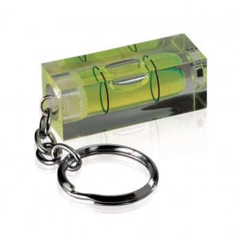promotional libelle keychain level XIN-P9001