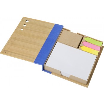 promotional note block with sticky notes IME-8935