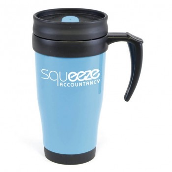 promotional polo plus travel mugs LTX-MG0192