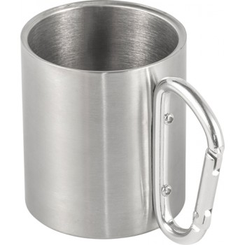 promotional stainless steel, double walled travel mug (200ml) IME-8245