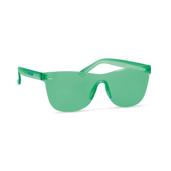 promotional sunglasses pc rimless lens MOB-MO9801