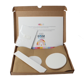 promotional work from home gift set CXP - Work From Home Gift Set