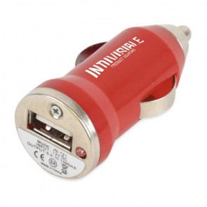 promotional 1 port car chargers LTX-TA0048