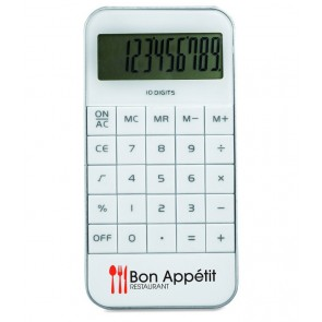 promotional 10 digit calculators MOB-MO8192