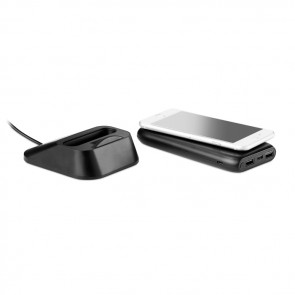 promotional 10000 mah wireless power bank MOB-MO9764