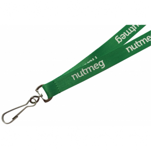 promotional 10mm flat polyester lanyard PMT-ULA31
