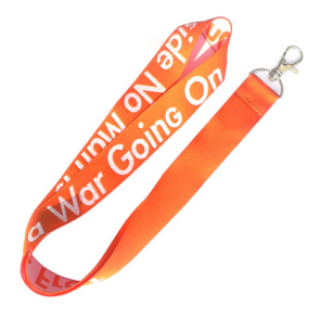 promotional 10mm lanyard woven PMT-ULAW21