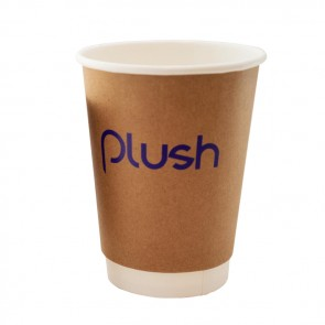 promotional 12oz kraft paper cups AJP-KCUP-12