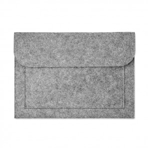 promotional 15 inch felt laptop pouch MOB-MO9818