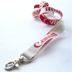 promotional 15mm lanyard woven PMT-ULAW22