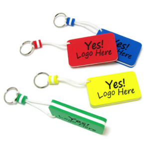 promotional 15mm thickness floating keyring PMT-UFK23