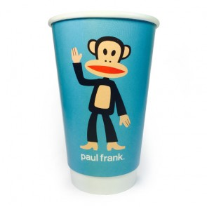promotional 16oz double walled paper cups AJP-CUP-16DW
