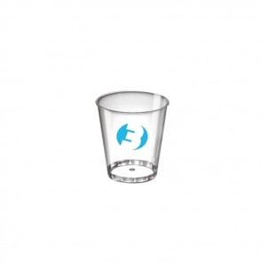 promotional 1oz plastic shot glasses AJP-CUP-P5