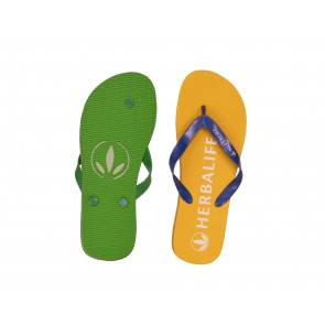 promotional flip flops with debossed sole PMT-UFF20