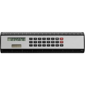 promotional 20cm ruler with calculator  IME-2917