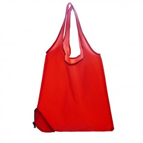 promotional 210d foldable shopper bags BAT-FOLD1