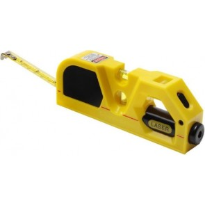 promotional 2m measure, spirit level and laser  IME-7166