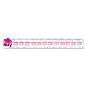 promotional 30cm 12in shaped rulers  SEU-RU1204