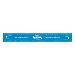 promotional 30cm 12in solid plastic rulers  SEU-RU0001