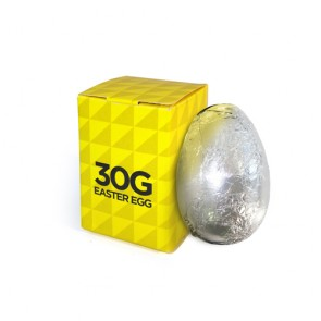 promotional 30g chocolate easter egg BIT-M11760-S