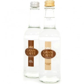 promotional 330ml glass bottled water CW-GBWS