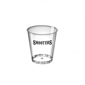 promotional 4oz plastic shot glasses AJP-CUP-P4